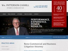 The Cashill Law Firm A Professional Corporation (Reno,  NV)