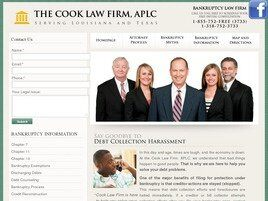 The Cook Law Firm ( Bossier City,  LA )