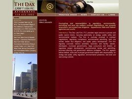 The Dax Law Firm, P.C. (Albany,  NY)