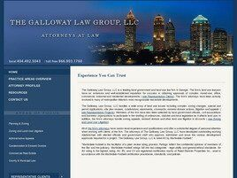 The Galloway Law Group, LLC (DeKalb Co.,   GA )