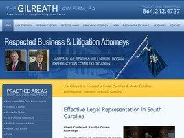 The Gilreath Law Firm, P.A. (Greenville,  SC)
