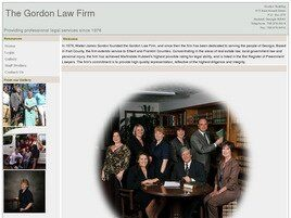 The Gordon Law Firm ( Athens,  GA )
