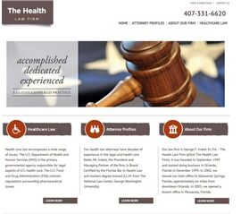 The Health Law Firm (Orange Co.,   FL )