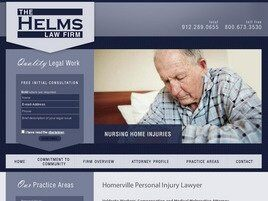 The Helms Law Firm ( Homerville,  GA )
