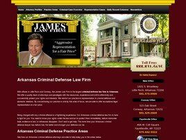 James Law Firm (Pulaski Co.,   AR )