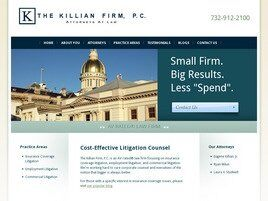 The Killian Firm, P.C. (Middlesex Co.,   NJ )
