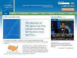 The Lanier Law Firm, P.C.(Houston, Texas)
