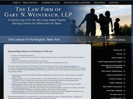 The Law Firm of Gary N. Weintraub LLP (Amagansett,  NY)