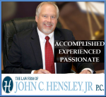 The Law Firm of John C. Hensley, Jr., PC ( Statesville,  NC )