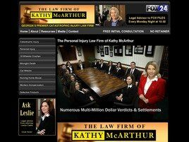 The McArthur Law Firm (Warner Robins,  GA)
