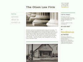 The Olsen Law Firm (Tampa,  FL)