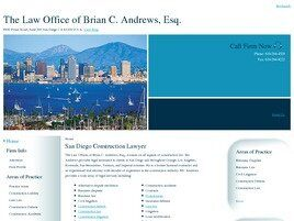 Law Offices of Brian C. Andrews, Esq. ( Los Angeles,  CA )