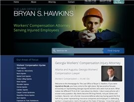 The Law Office of Bryan S. Hawkins, LLC ( Augusta,  GA )