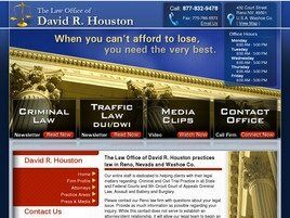 The Law Office of David R. Houston (Reno, Nevada)