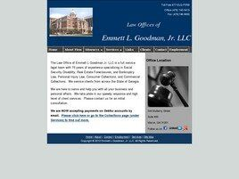 The Law Office of Emmett L. Goodman, Jr., LLC (Macon,  GA)