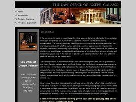The Law Office of Joseph Galasso (Riverside,  CA)