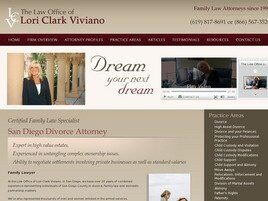 The Law Office of Lori Clark Viviano, LLP ( San Diego,  CA )