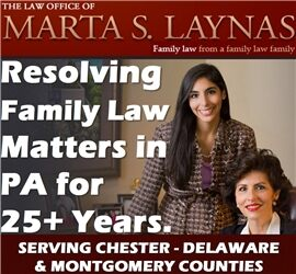 The Law Office of Marta S. Laynas (Montgomery Co.,   PA )