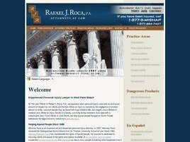 The Law Office of Rafael J. Roca, P.A. (West Palm Beach,  FL)