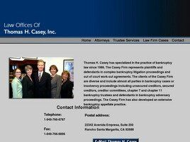 The Law Office of Thomas H. Casey, Inc. (Rancho Santa Margarita,  CA)