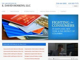 The Law Offices of E. David Hoskins, LLC (Baltimore,  MD)