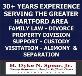 The Law Offices of H. Dyke N. Spear, Jr. ( Hartford,  CT )