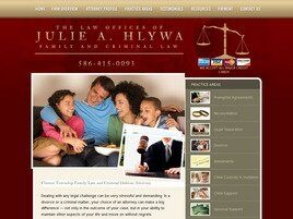 The Law Offices of Julie A. Hlywa (Macomb Co.,   MI )