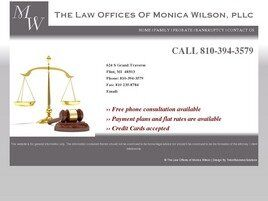 The Law Offices of Monica Wilson, PLLC ( Lapeer,  MI )