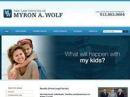 The Law Offices of Myron A. Wolf (Butler Co.,   OH )