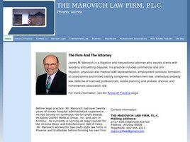 The Marovich Law Firm, P.L.C. ( Phoenix,  AZ )