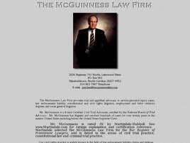The McGuinness Law Firm (Lumberton,  NC)