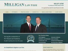 The Milligan Law Firm (Mount Pleasant,  SC)