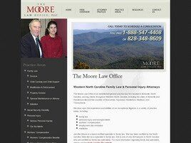 The Moore Law Office, PLLC ( Asheville,  NC )