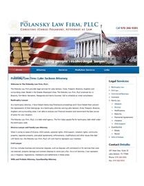 The Polansky Law Firm, PLLC (Alvin,  TX)