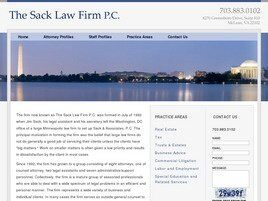 The Sack Law Firm P.C. (McLEAN, VIRGINIA 22102, Virginia)