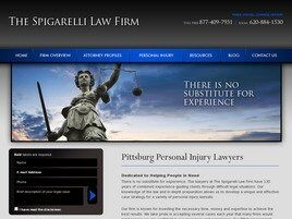 The Spigarelli Law Firm ( Coffeyville,  KS )