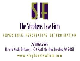 The Stephens Law Firm (Thurston Co.,   WA )