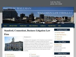 The Wallman Law Firm, LLC (Fairfield Co.,   CT )