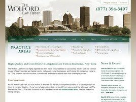 The Wolford Law Firm LLP ( Rochester,  NY )