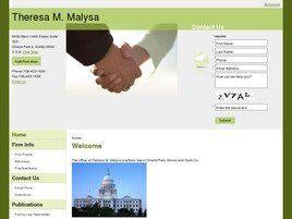 Theresa M. Malysa(Orland Hills, Illinois)