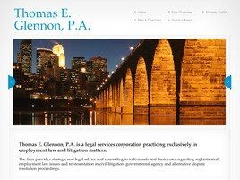 Thomas E. Glennon, P.A. (Minneapolis,  MN)