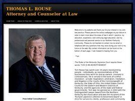 Thomas L. Rouse Attorney and Counselor at Law ( Florence,  KY )