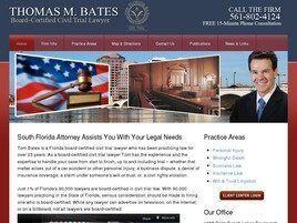 Thomas M. Bates, P.A. (West Palm Beach,  FL)