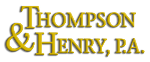 Thompson & Henry, P.A. ( Charleston,  SC )