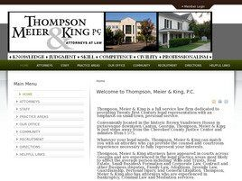 Thompson, Meier & King, P.C. (Canton,  GA)