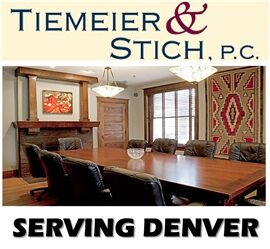 Tiemeier & Stich, P.C. (Boulder,  CO)