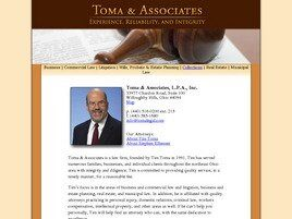 Toma & Associates, L.P.A., Inc. (Cuyahoga Co.,   OH )