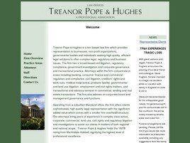 Treanor Pope & Hughes A Professional Association (Towson,  MD)