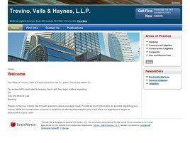 Trevino, Valls & Haynes, L.L.P.(Laredo, Texas)