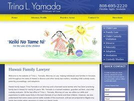 Trina L. Yamada Attorney at Law ( Honolulu,  HI )